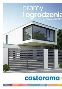Gazetka promocyjna Castorama - Bramy i ogrodzenie 2021 w Castorama - ważna do 31-12-2021
