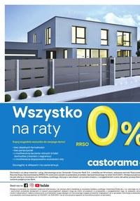 Gazetka promocyjna Castorama - Bramy i ogrodzenie 2021 w Castorama