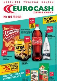 Gazetka promocyjna Eurocash Cash&Carry - Eurocash Cash & Carry - nowa oferta - ważna do 21-02-2021