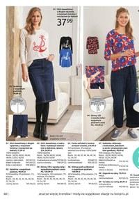 Gazetka promocyjna BonPrix - Bonprix - moda dżinsowa, którą pokochasz