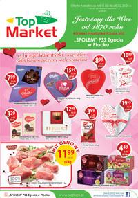 Gazetka promocyjna Top Market - Bliżej i taniej z Top Market!  - ważna do 20-02-2021