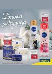 Gazetka promocyjna Makro Cash&Carry - Makro - zimowa pielęgnacja - ważna do 22-02-2021