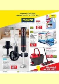 Gazetka promocyjna Makro Cash&Carry - Makro - oferta handlowa - ważna do 22-02-2021