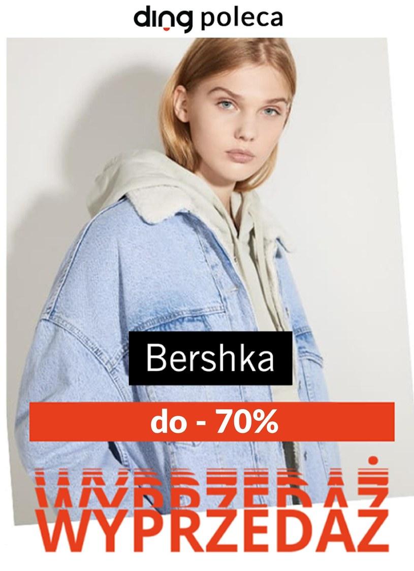 Gazetka promocyjna Bershka - wygasła 5 dni temu