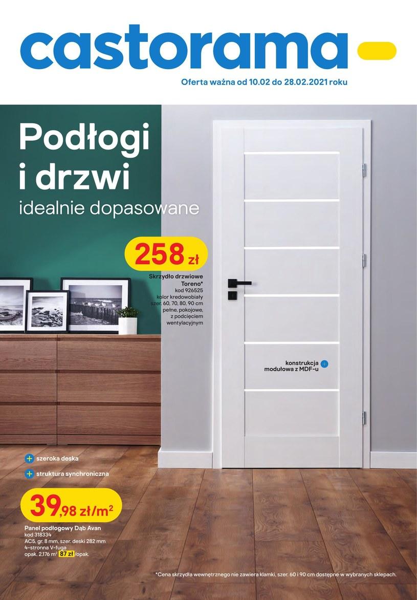 Gazetka promocyjna Castorama - ważna od 10. 02. 2021 do 28. 02. 2021