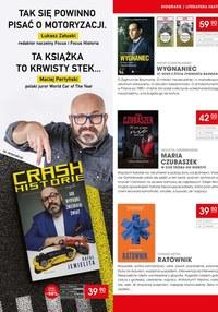 Gazetka promocyjna Księgarnie Świat Książki - Księgarnie Świat Książki - druga książka -50%
