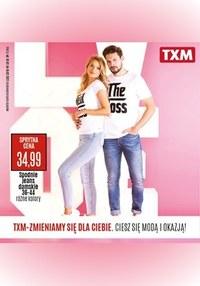 Gazetka promocyjna Textil Market - TXM - ciesz się modą i okazją! - ważna do 16-02-2021