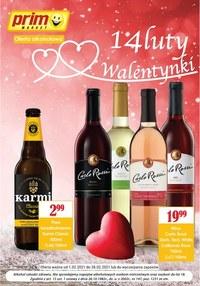 Gazetka promocyjna Prim Market - Prim Market - oferta alkoholowa - ważna do 28-02-2021