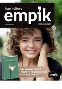 Gazetka promocyjna EMPiK - Odkryj świat miłości w Empik - ważna do 23-02-2021