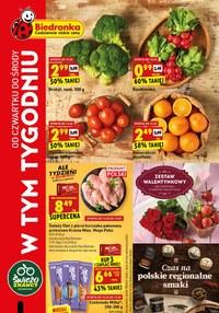 Gazetka promocyjna Biedronka - Regionalne smaki w Biedronce - ważna do 17-02-2021