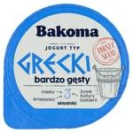 Jogurt naturalny Bakoma