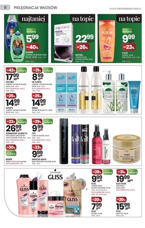 Drogerie Natura - promocje na perfumy i kosme