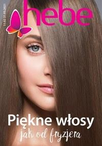 Gazetka promocyjna Hebe - Zadbaj o włosy z Hebe! - ważna do 31-03-2021