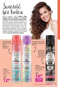 Gazetka promocyjna Hebe - Zadbaj o włosy z Hebe!