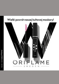 Gazetka promocyjna Oriflame - Kultowe kosmetyki w Oriflame! - ważna do 22-03-2021