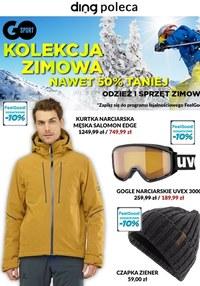 Gazetka promocyjna GO Sport - Zimowe kolekcje w GO Sport - ważna do 28-02-2021