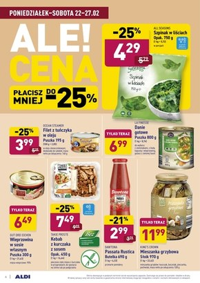 Aldi - smaki Europy