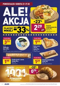 Gazetka promocyjna Aldi - Aldi - smaki Europy