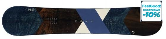 Deska snowboardowa Go Sport niska cena