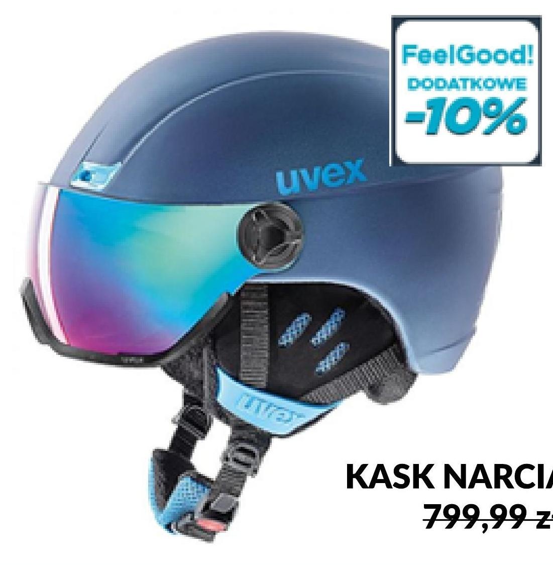 Kask narciarski Go Sport niska cena