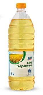 Olej rzepakowy Aro