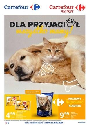 Gazetka promocyjna Carrefour - Dla przyjaciół w Carrefour