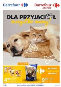 Gazetka promocyjna Carrefour - Dla przyjaciół w Carrefour - ważna do 27-02-2021