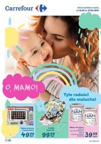 Gazetka promocyjna Carrefour - Radość dla Malucha w Carrefour - ważna do 27-02-2021