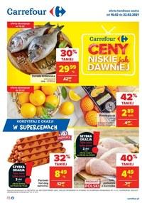 Gazetka promocyjna Carrefour - Carrefour - ceny niskie jak dawniej - ważna do 22-02-2021