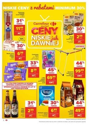 Niskie ceny w Carrefour Market