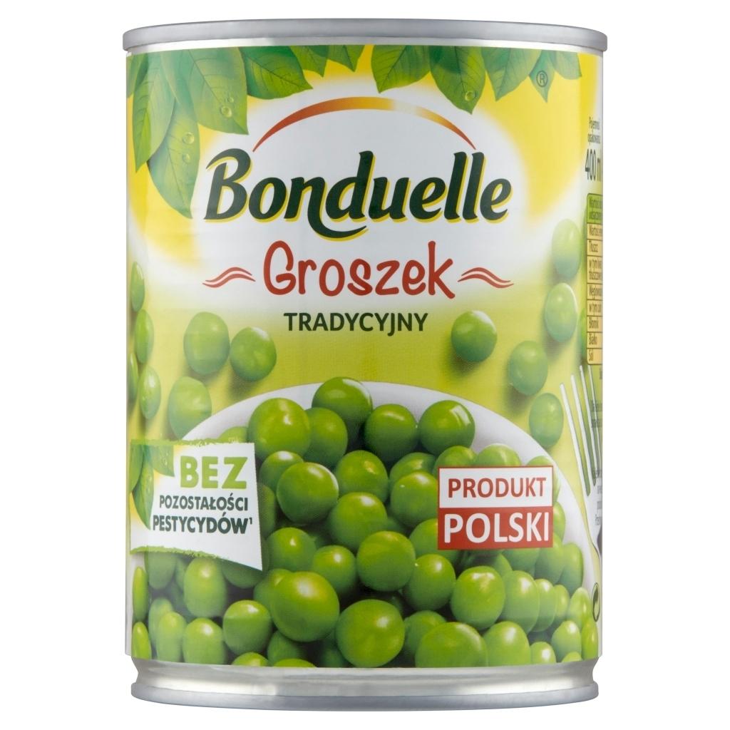 Groszek konserwowy Bonduelle - 1