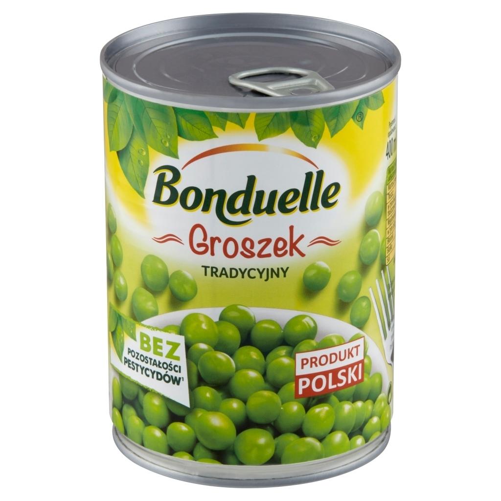 Groszek konserwowy Bonduelle - 0