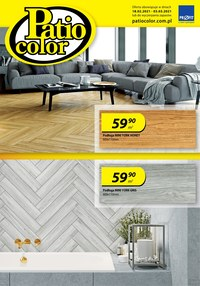 Gazetka promocyjna Patio Color - Hity Patio Color - ważna do 03-03-2021