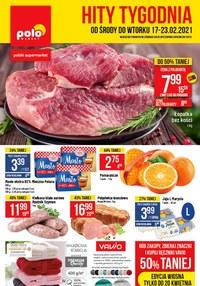 Gazetka promocyjna POLOmarket - Hity tygodnia w Polomarket!  - ważna do 23-02-2021