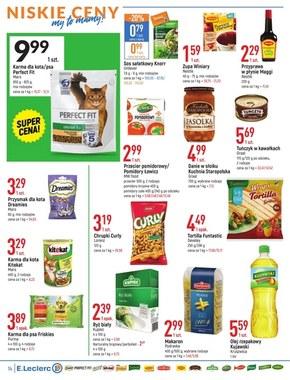 E.Leclerc - Niskie ceny 2 - oferta dla wybranych sklepów