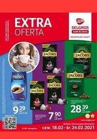 Gazetka promocyjna Selgros Cash&Carry - Extra oferty w Selgros! - ważna do 24-02-2021