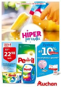 Hiper tanio w Auchan Hipermarket