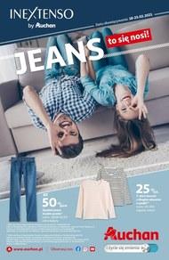 Najlepszy jeans w Auchan Hipermarket!