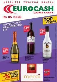 Gazetka promocyjna Eurocash Cash&Carry - Eurocash & Carry - Najbliżej Twojego handlu - ważna do 07-03-2021