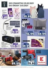Gazetka promocyjna Kaufland - Top artykuły w Kauflandzie