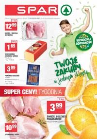 Gazetka promocyjna SPAR - Spar - Twoje zakupy w jednym sklepie! - ważna do 23-02-2021