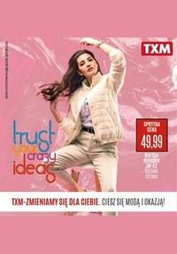 Gazetka promocyjna Textil Market - TXM - ciesz się modą i okazją! - ważna do 23-02-2021