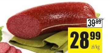 Salami Sokołów niska cena