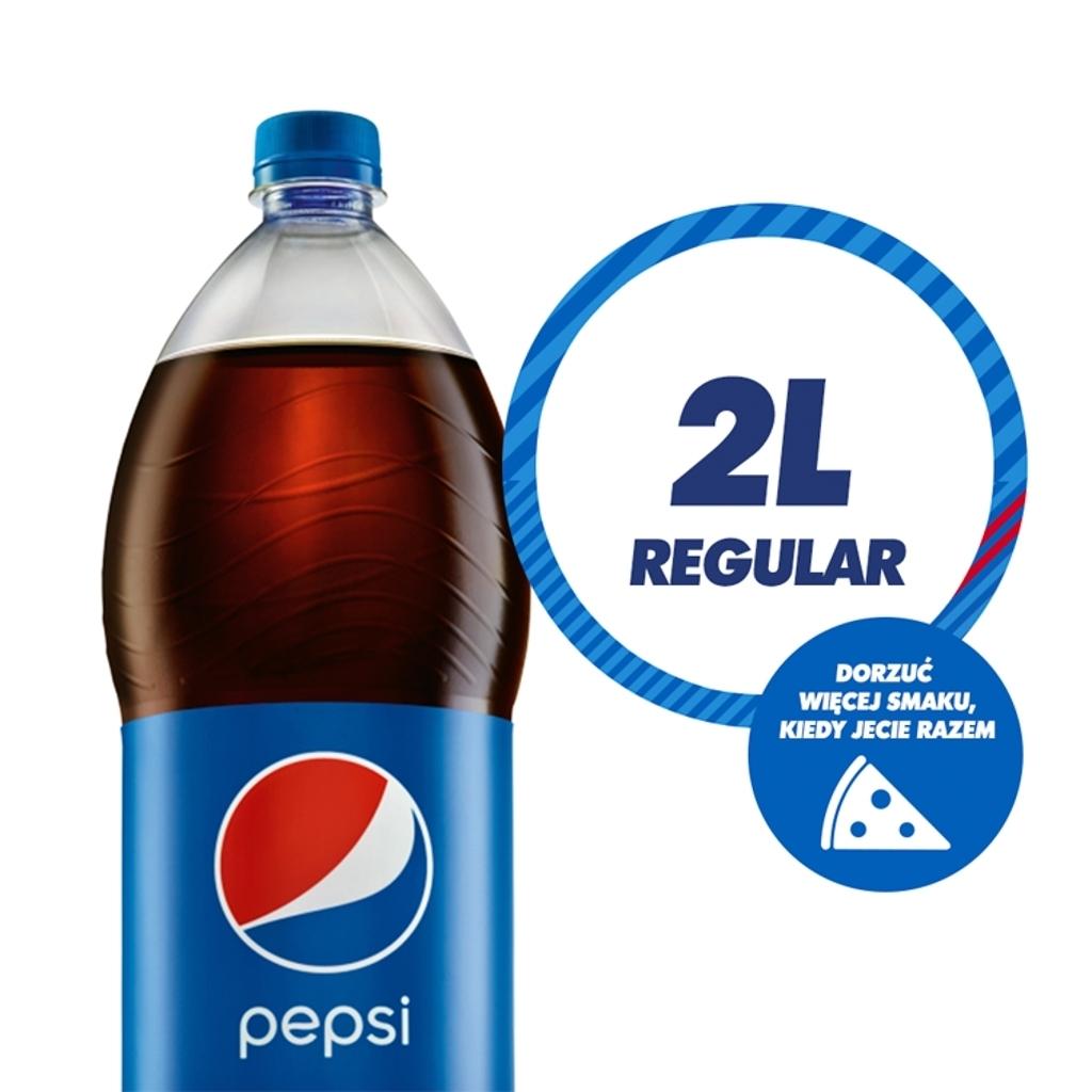 Napój gazowany Pepsi - 0