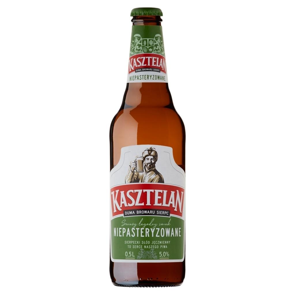 Piwo Kasztelan - 0