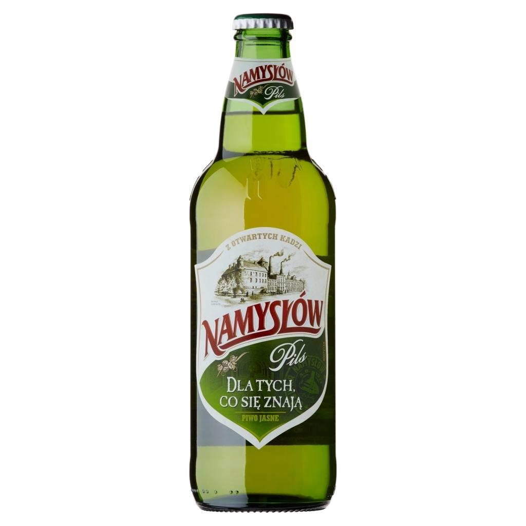 Piwo Namysłów - 0