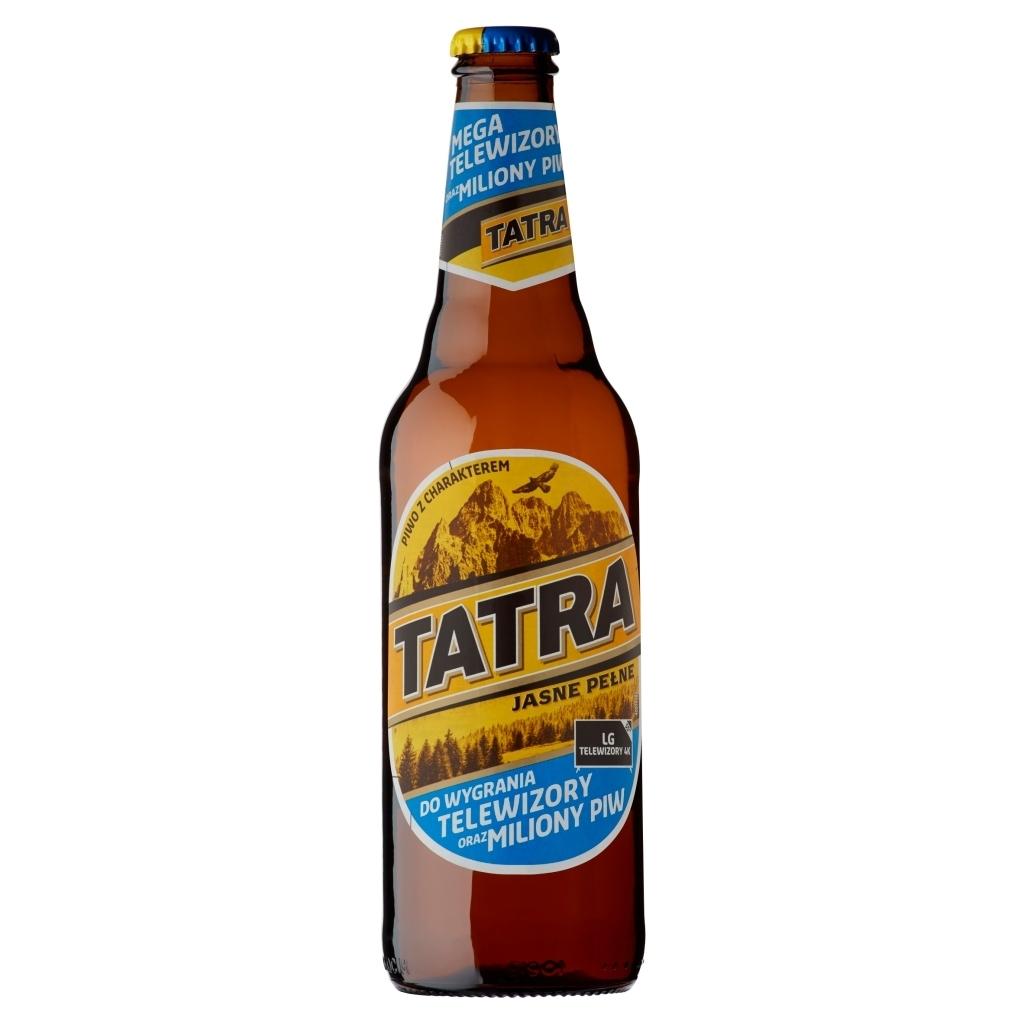 Piwo Tatra - 0