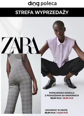 Strefa wyprzedaży w Zara