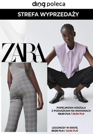 Gazetka promocyjna Zara - Strefa wyprzedaży w Zara