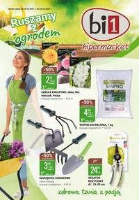 Gazetka promocyjna bi1 - Katalog ogród Bi1